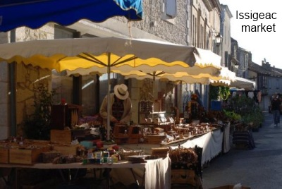 The local area plays hosts to many wonderful markets